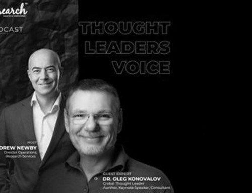 Thought leaders voice podcast