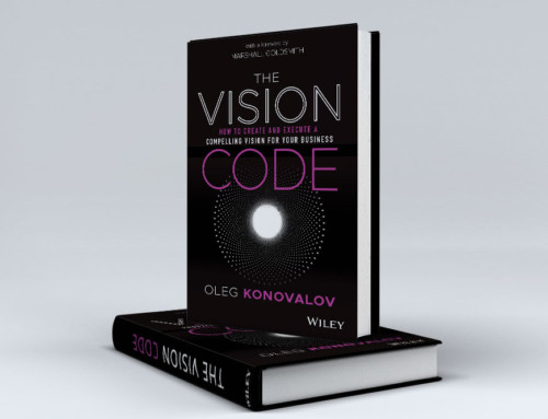 The Vision Code: In Search for the Golden Ratio of Vision