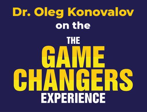 Vision and Visionary Leadership With Dr Oleg Konovalov