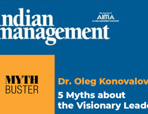 5 Myths about the Visionary Leader – Indian Management