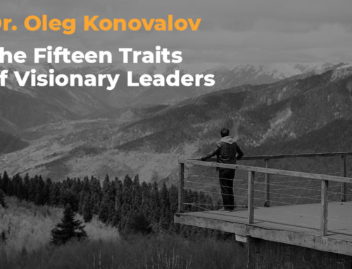 The Fifteen Traits of Visionary Leaders